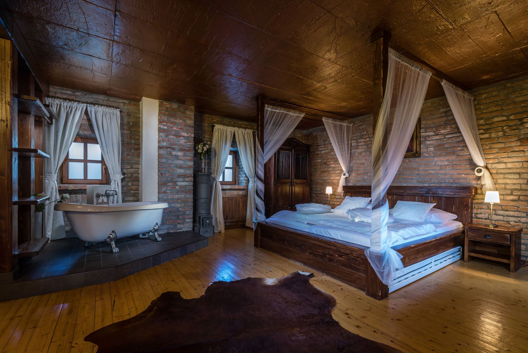 Accommodation in Chateau Krakovany